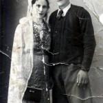 001 Pesnikovi roditelji, majka Kosara i otac Dusan
