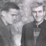 015 Misa i Ivan rastegorac ispred Studneta