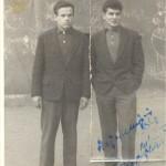 020 Misa i Pera Cvetkovic, Beograd, 1963.