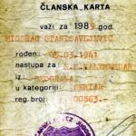 054 Clanska karta strelicarskog saveza