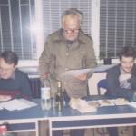078 Misa na slavlju u njegovu cast u Republici, kraj devedesetih